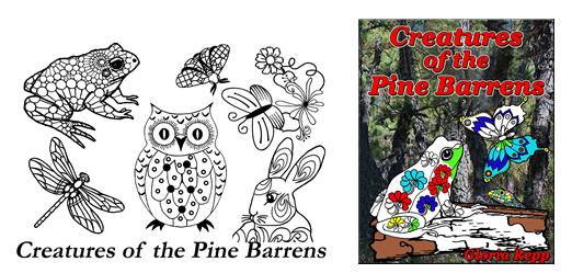Creatures of the Pine Barrens